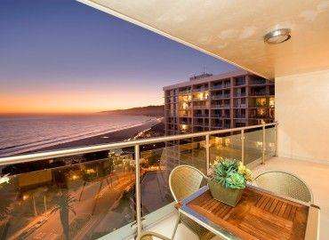Balcony 1601B Sunset